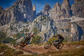Spotcheck mountainbike   Dolomiti Paganella, Italië: Beren en trailtijgers in de Brenta