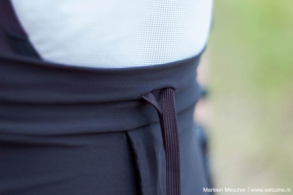 Nee, géén zwembroek: Q36.5 Adventure Baggy Shorts