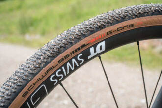 (P)review: Schwalbe G-One R gravelband – Schwalbe's nieuwste