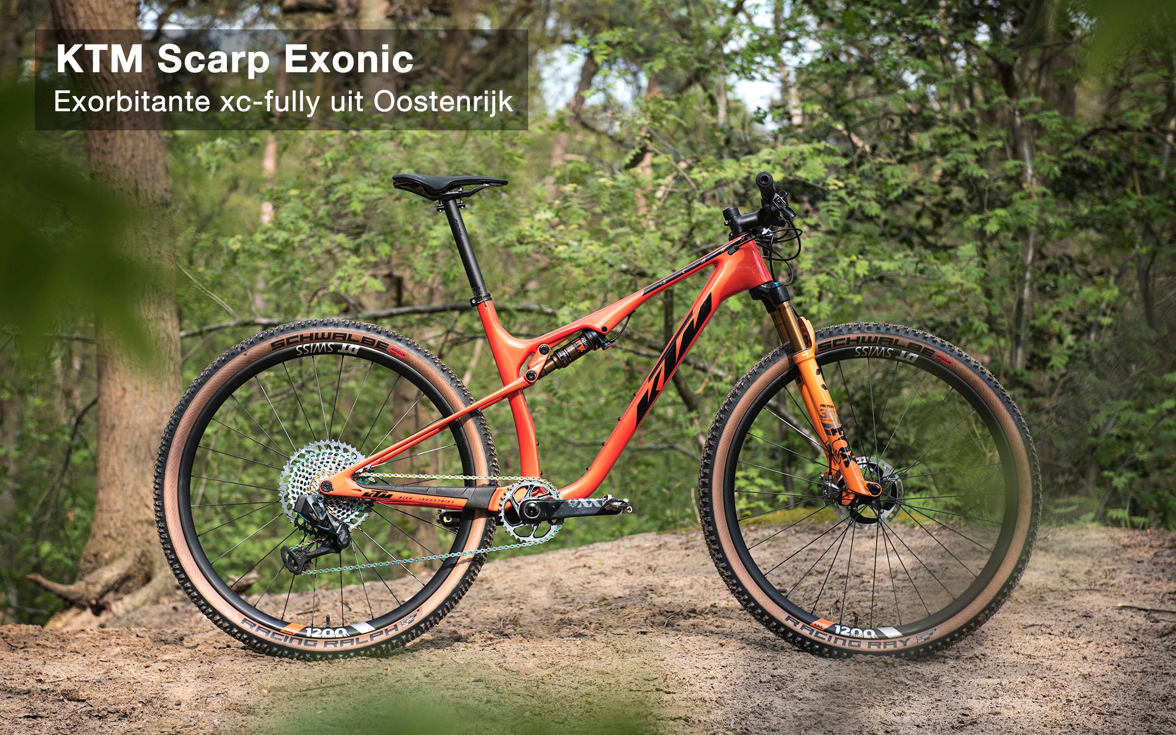 Test KTM Scarp Exonic