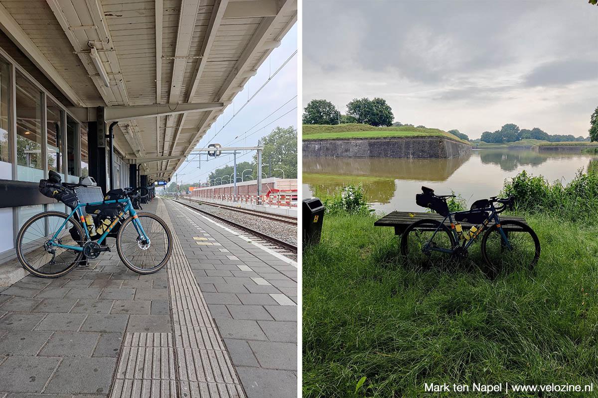 Green Divide startpunt Naarden-Bussum