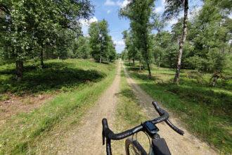 Gereden | Green Divide gravelroute: 300 km door groen Nederland