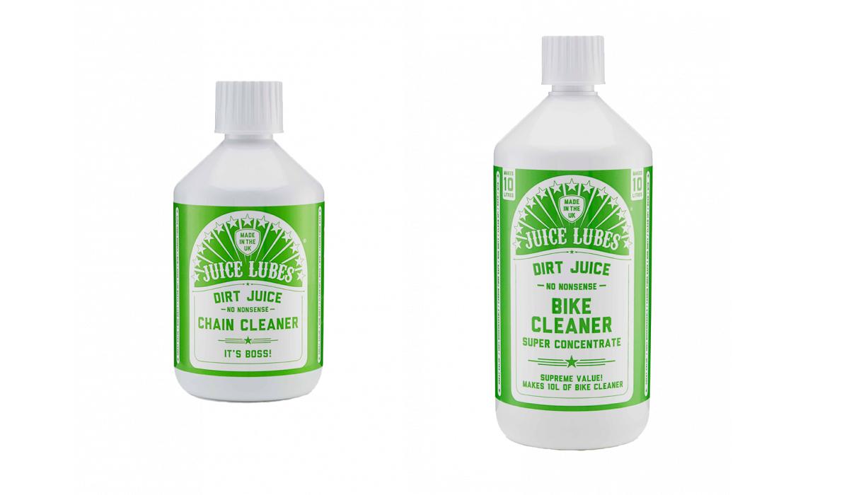 Juice Lubes Dirt Juice Biologisch afbreekbaar