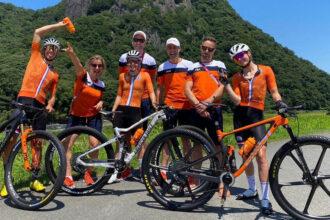 Maandag 26 en dinsdag 27 juli: Olympische mountainbikewedstrijden