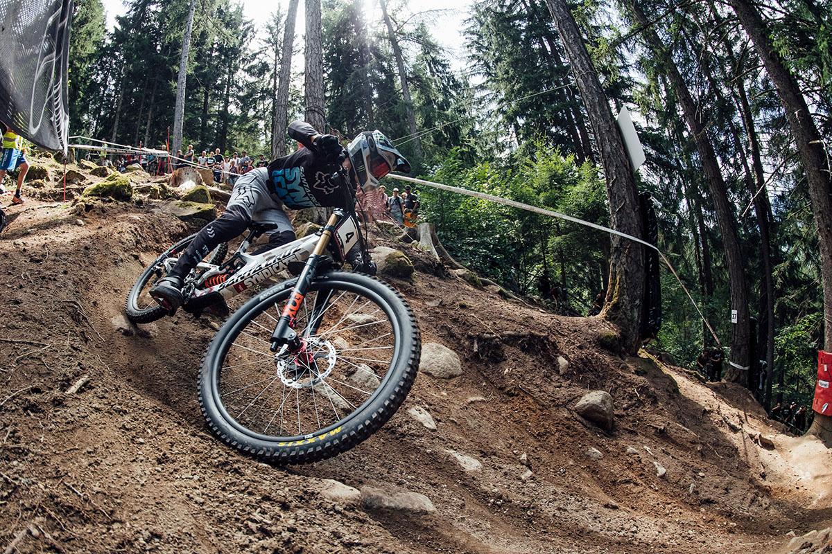 Wereldkampioenschap mountainbike 2021