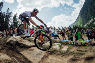 Video | Parcours previews WK mountainbike 2021 Val di Sole