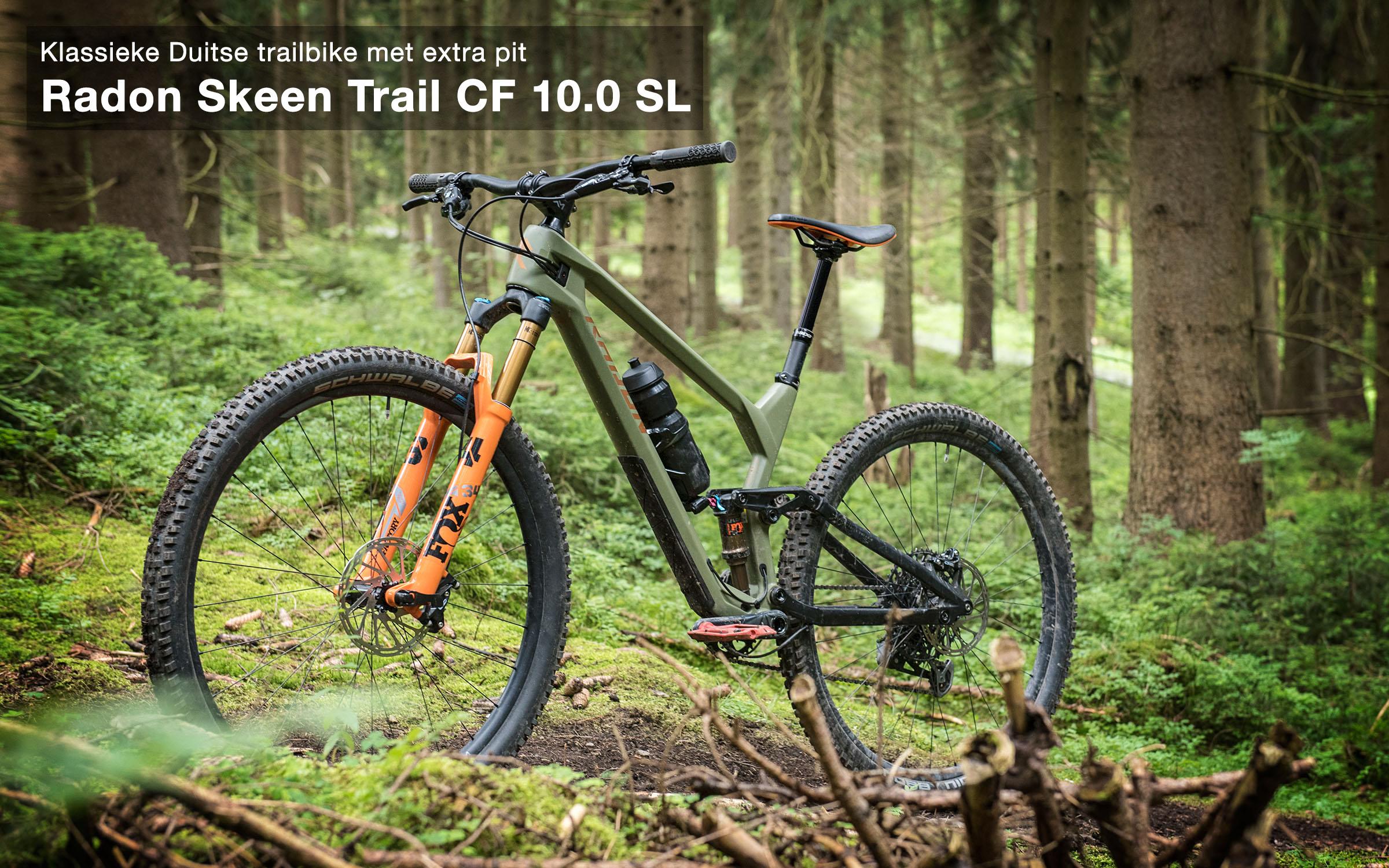 Radon Skeen Trail CF SL 10.0