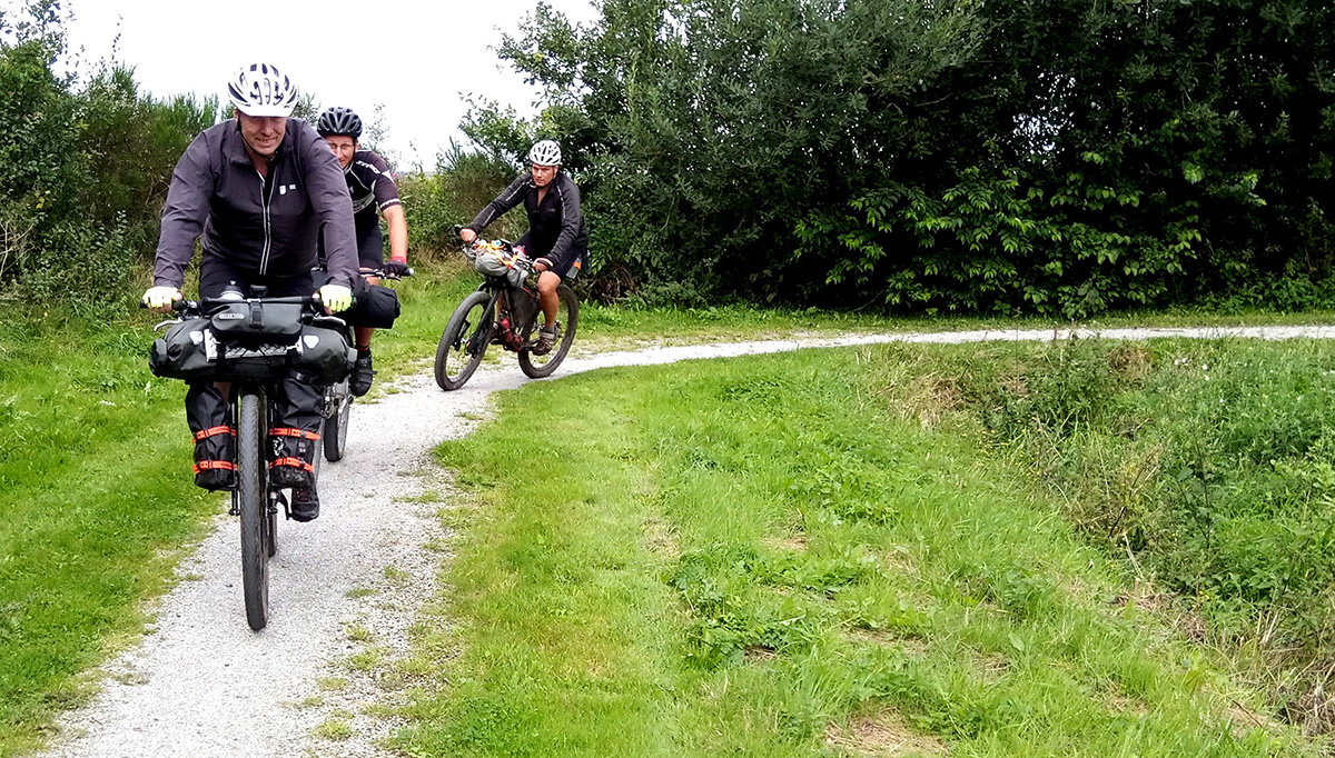 Dutch Divide Bikepacking