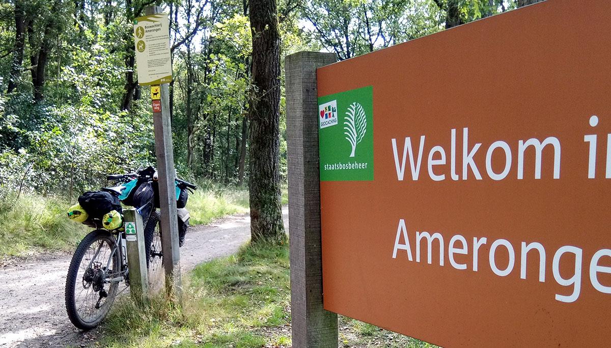 Dutch Divide Bikepacking – Amerongen