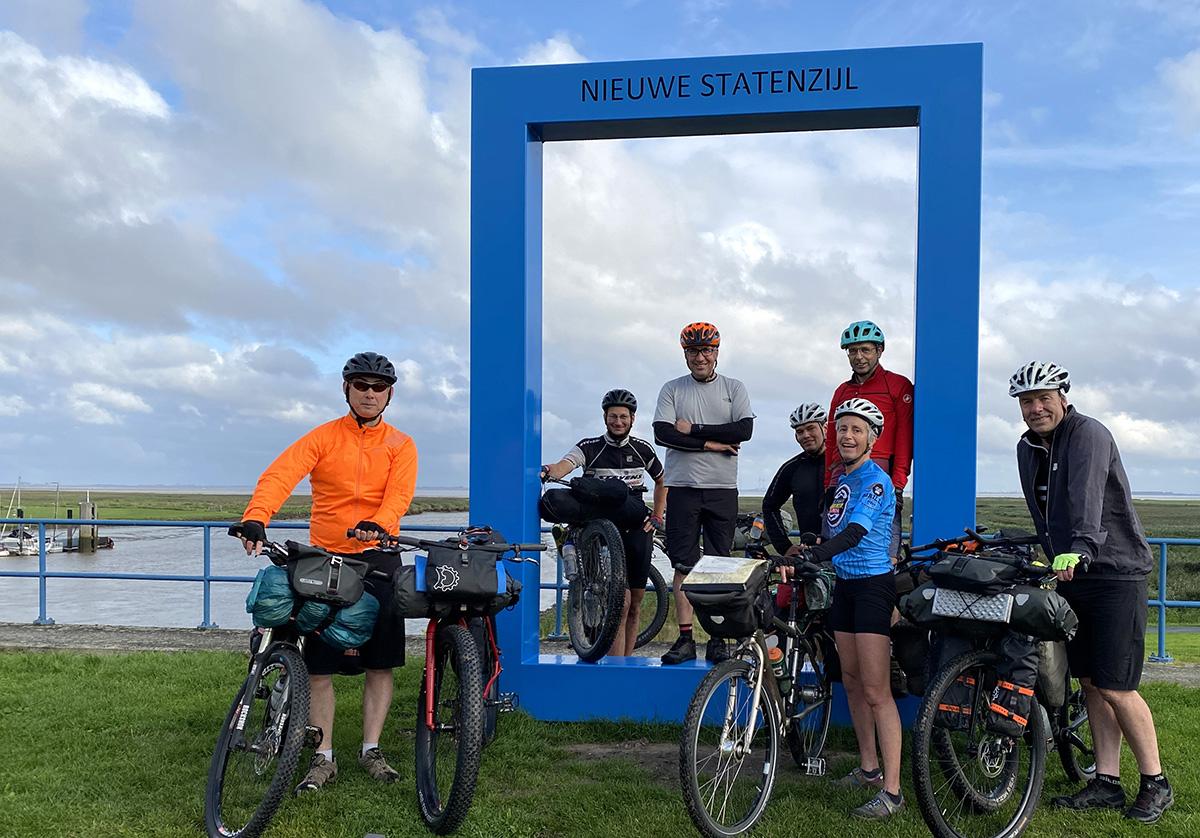 Dutch Divide Bikepacking – Beginpunt