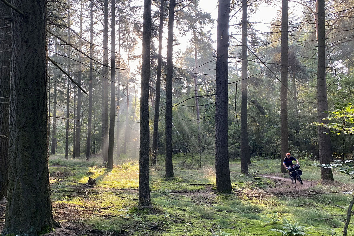 Dutch Divide Bikepacking – Overloon (Tim Zeelen)