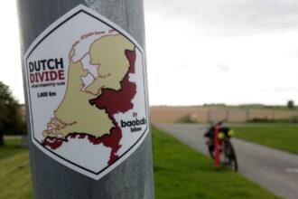 Gereden | Dutch Divide: 1000 km offroad bikepacking