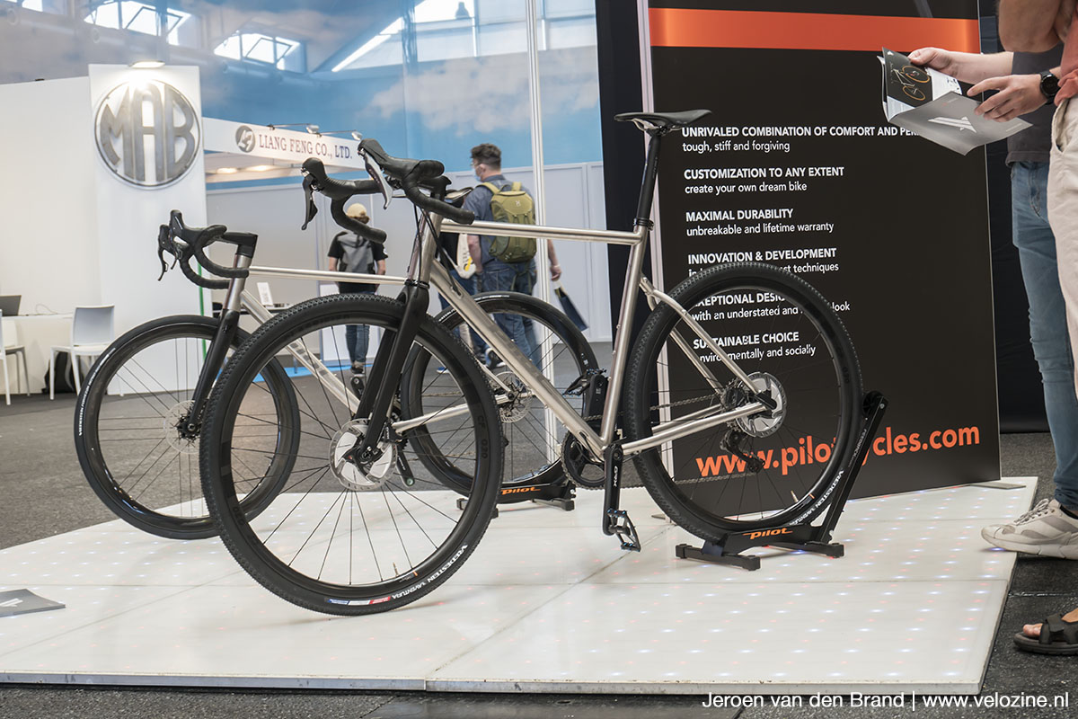 EuroBike 2021 – Pilot Cycles