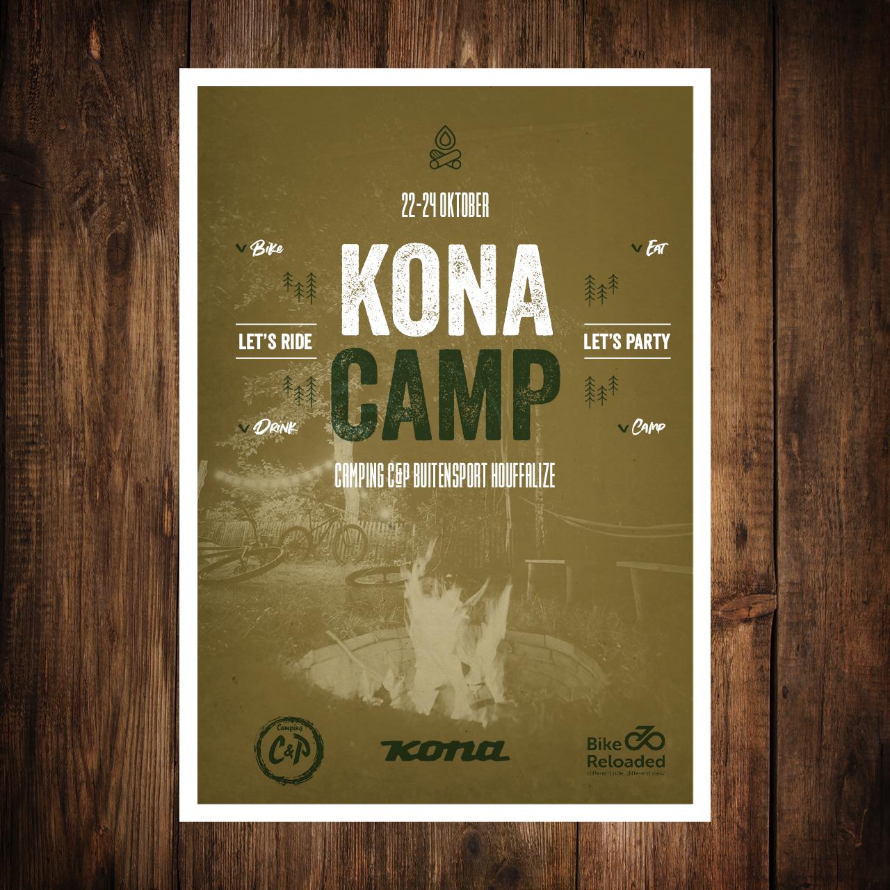 Kona Camp Houffalize