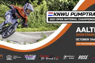 Nederlands Kampioenschap Pumptrack 2021