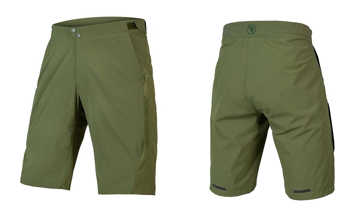 Endura GV500 gravel – Foyle shorts