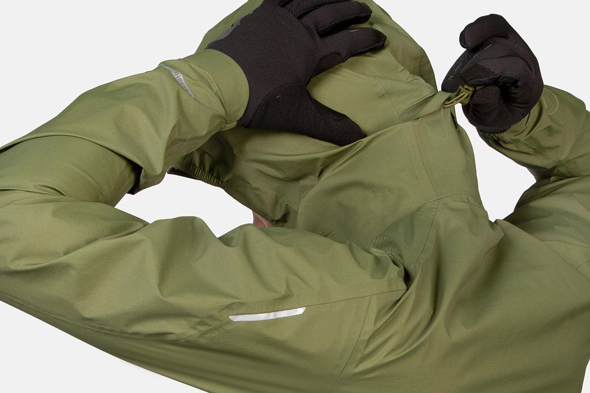 Endura GV500 Gravel – Waterproof Jacket